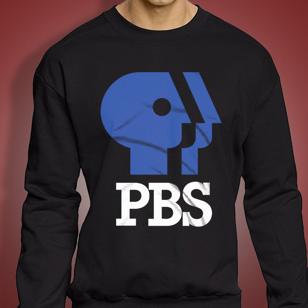 Pbs Old Logo Men'S Sweatshirt