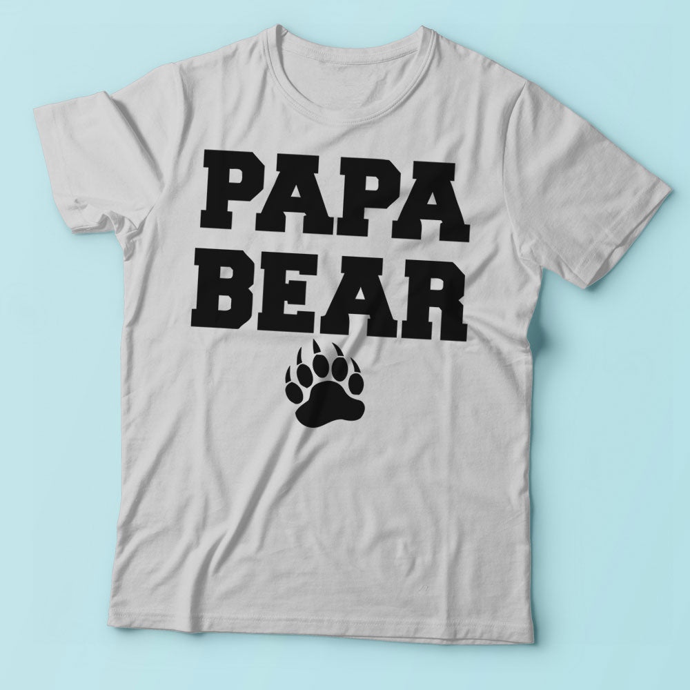 Papa Bear Men'S T Shirt