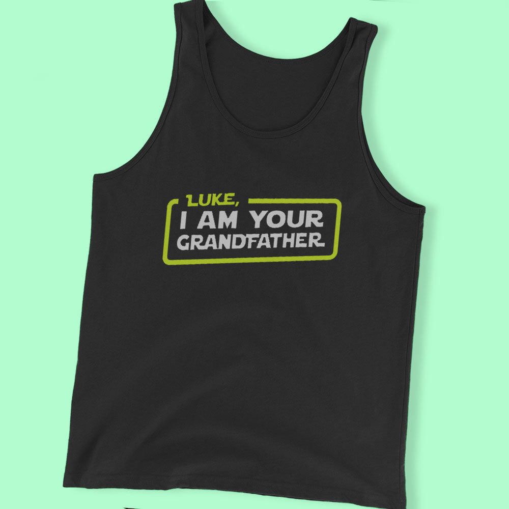 Personalized Name, I Am Your Grandfather Men'S T Shirt