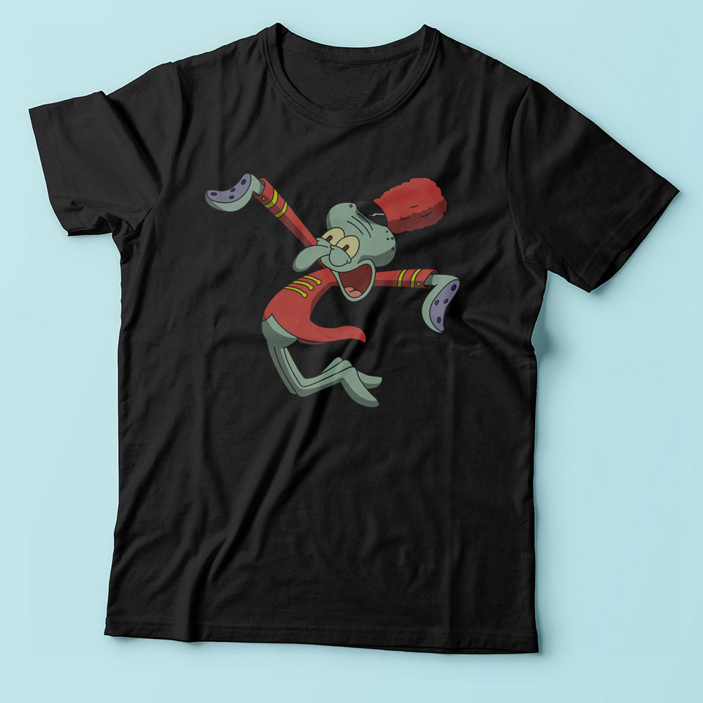 Squidward Dabbing Men'S T Shirt