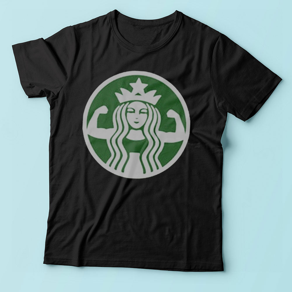 Starbucks Strongg Men'S T Shirt
