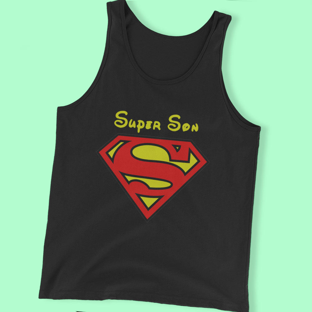 Super Mom Super Son Set Men'S T Shirt