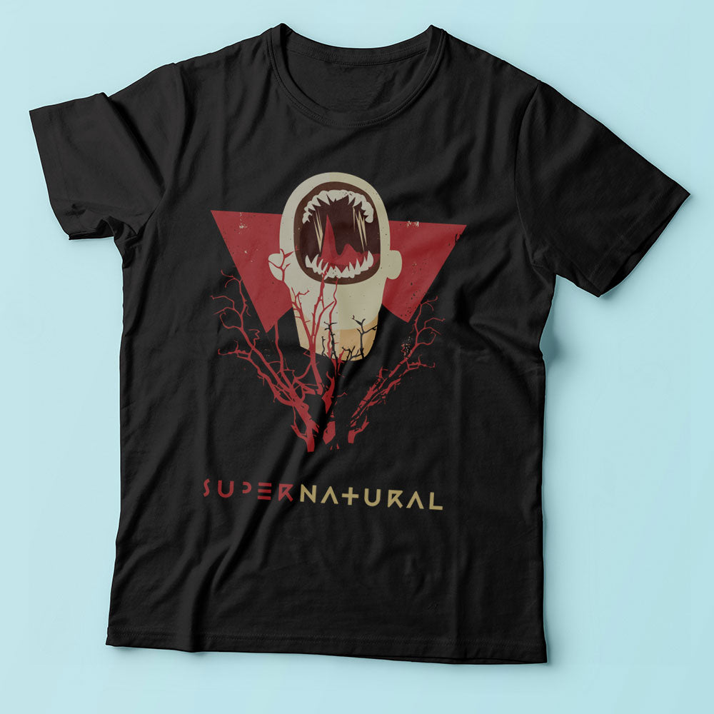Supernatural Reimagined Men'S T Shirt
