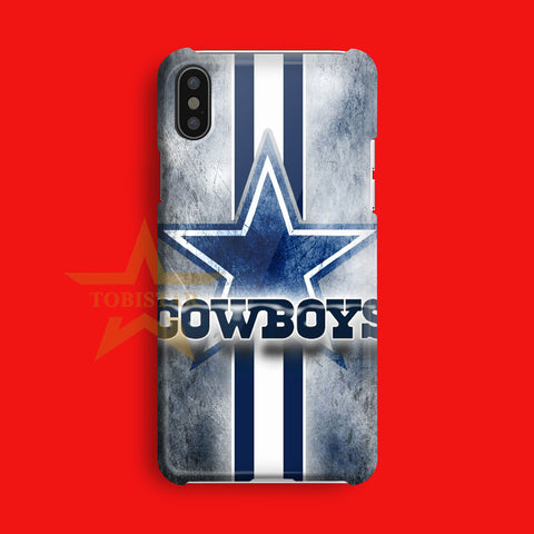 Cowboys Dallas Team iPhone X Case