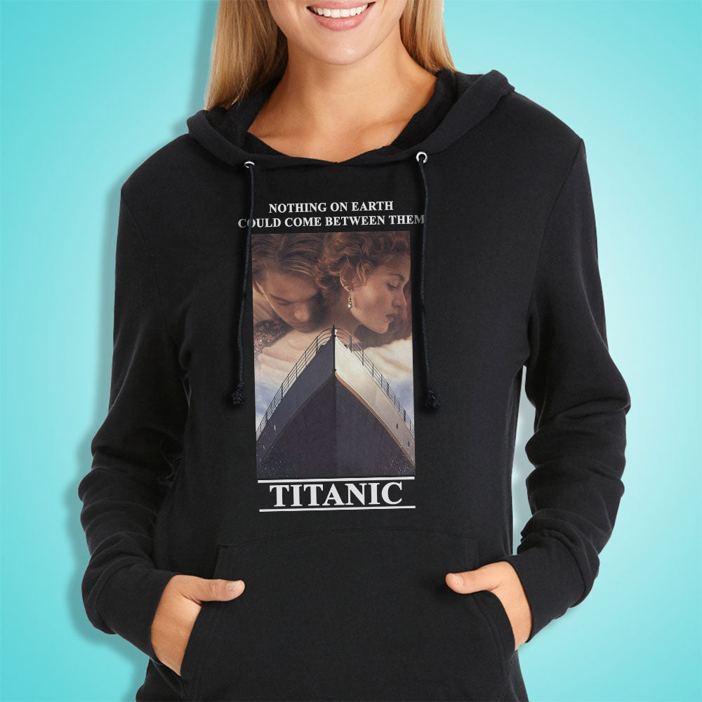 The Best 90'S Movies Titanic Women'S Hoodie