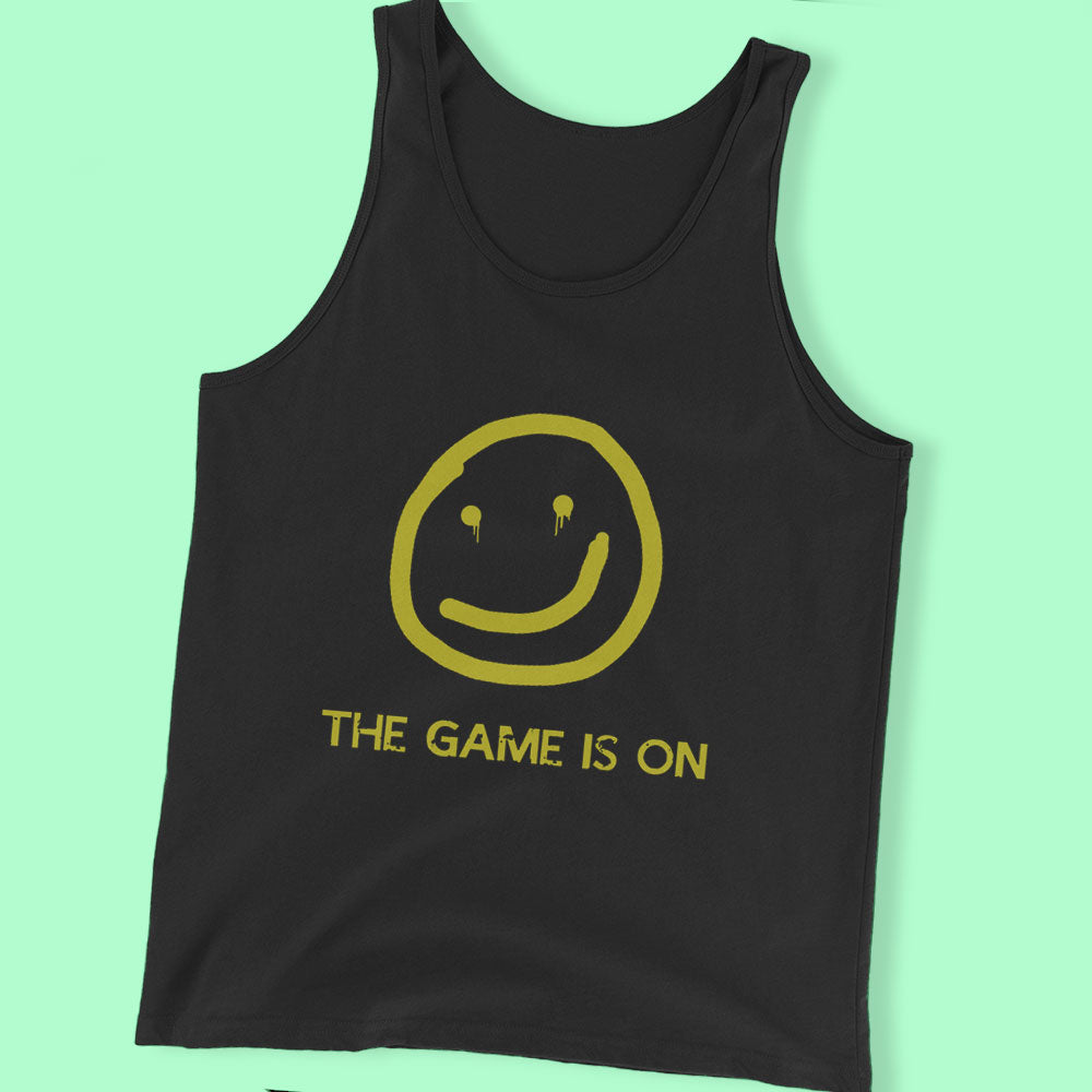 The Game Is On Men'S T Shirt