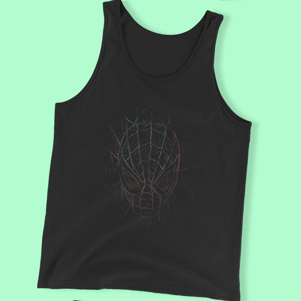 The Spider Web Men'S T Shirt