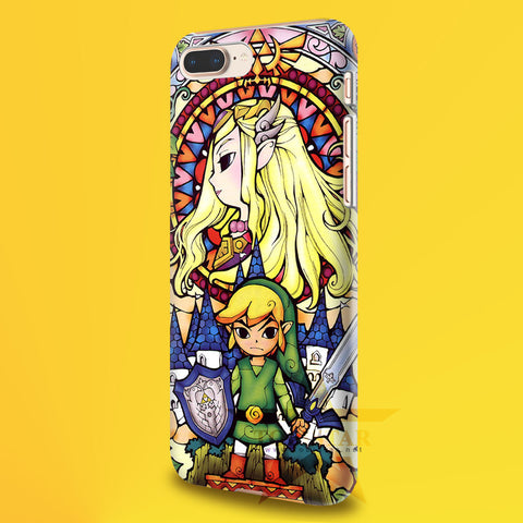 ZELDA WIND   iPhone 11 Case