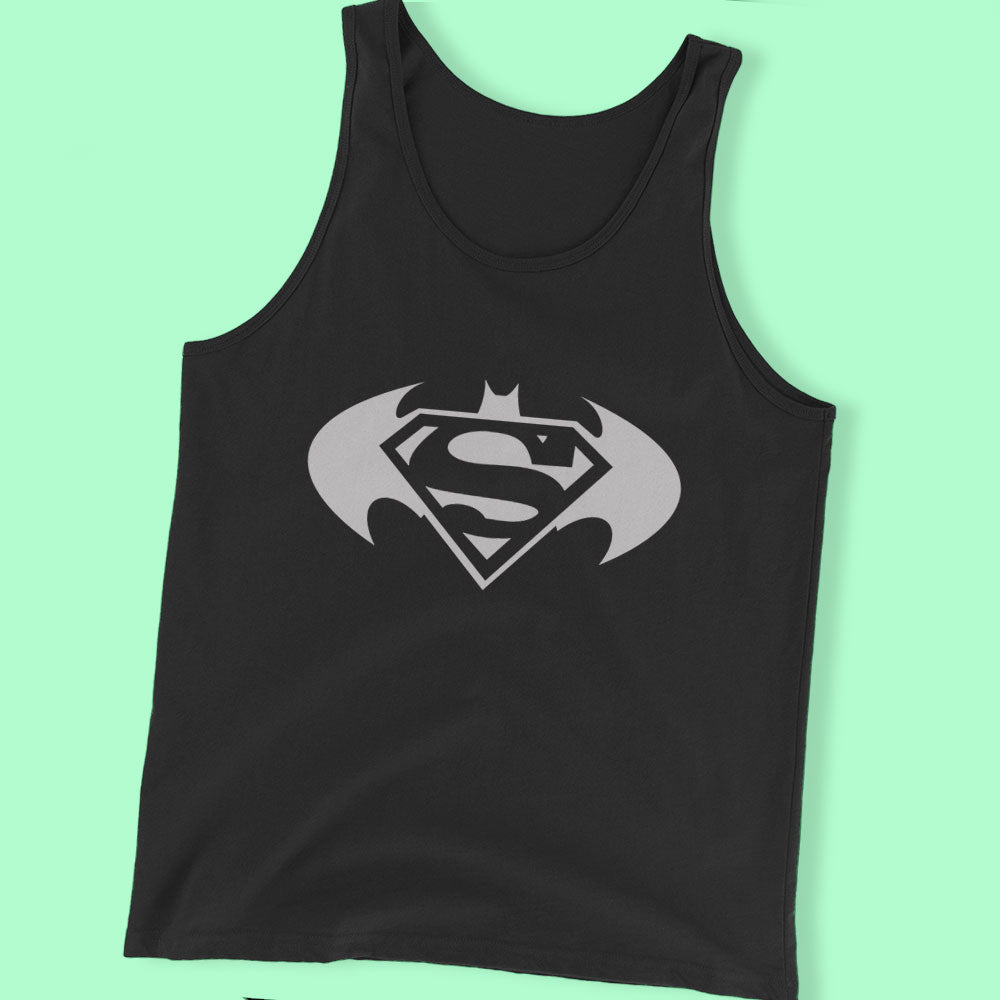 Batman Superman Men'S T Shirt