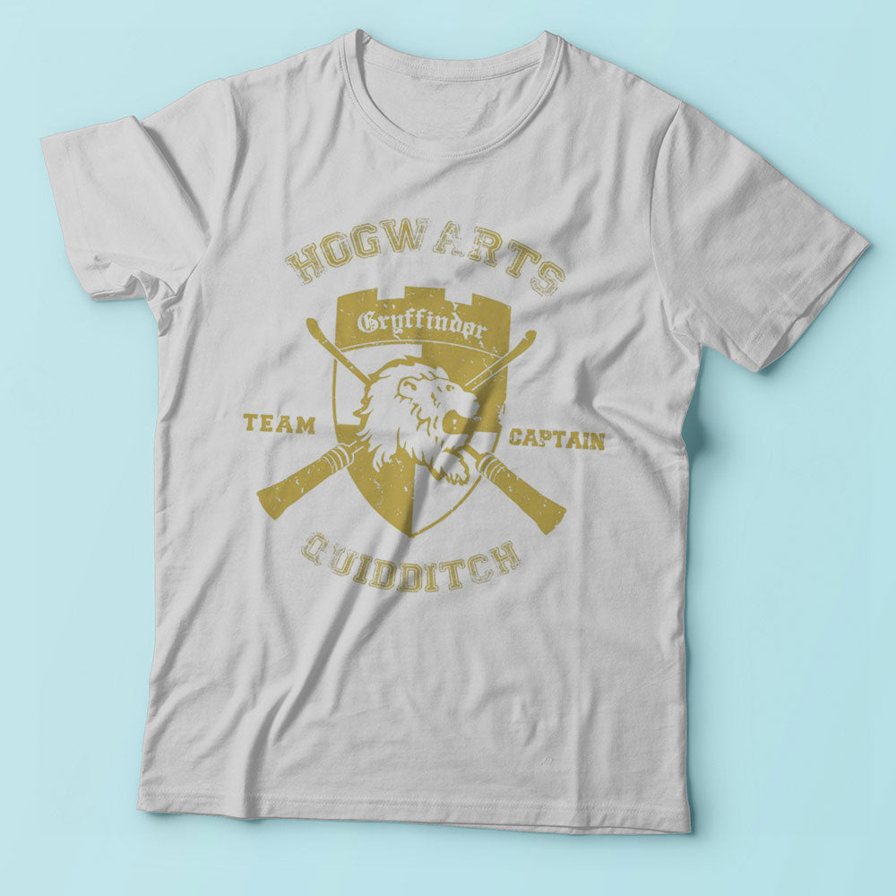 Hogwarts Team Captain Men'S T Shirt