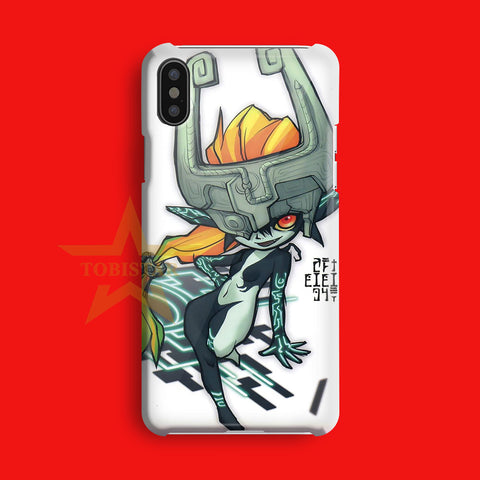 ZELDA MIDNA   iPhone X Case