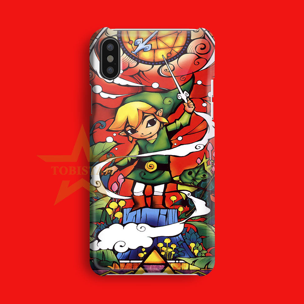 ZELDA WIN   iPhone X Case
