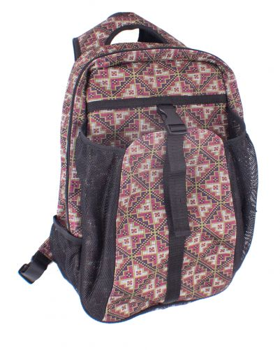 Lamo-Cell Aztec Backpack