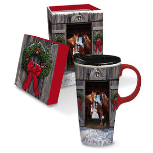 Boxed Holiday Mug
