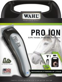 Wahl Pro Ion rechargable clipper