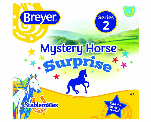 Mystery Horse Surprise - Series 2 - Individual Bag