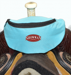 Insulated Nylon Saddle Pouch