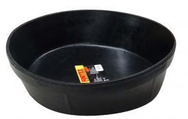 3GAL FORTEX rubber feed pan