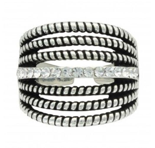 Daily Rope And Shine Adjustable Ring
