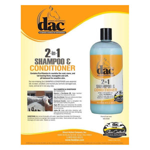 DAC 2In1 Shampoo & Conditioner