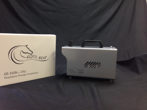 Elite Equine Nebulizer Compressor