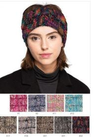 CC Four Tone Multi Color Head Band