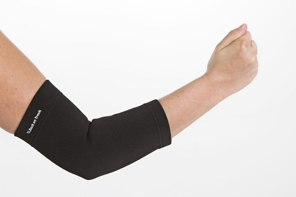 Black Physio Elbow Brace