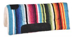 Serape Saddle Pad