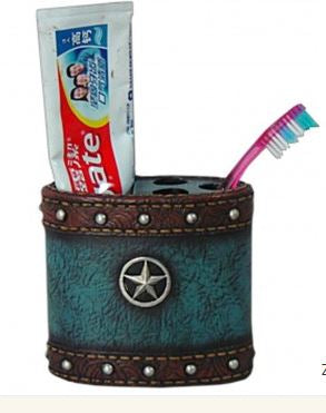 Star Toothbrush Holder