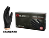 X3 Black 200 Nitrile Gloves