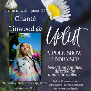 VIP Tickets to Uplift: A Pole Show Fundraiser (not open to general public)