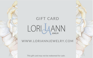 LoriAnn Jewelry Gift Card