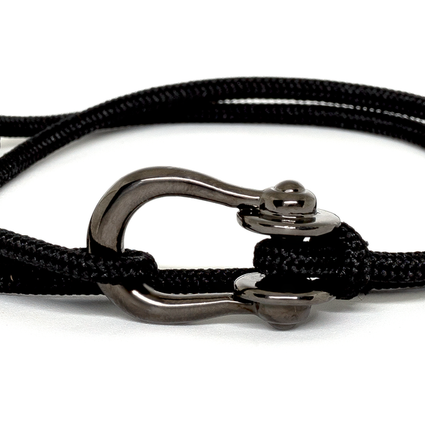 Kalymnos / Black Solid / Chrome Black - Kalymnos - Inspired by Rock-climbing - Topologie International