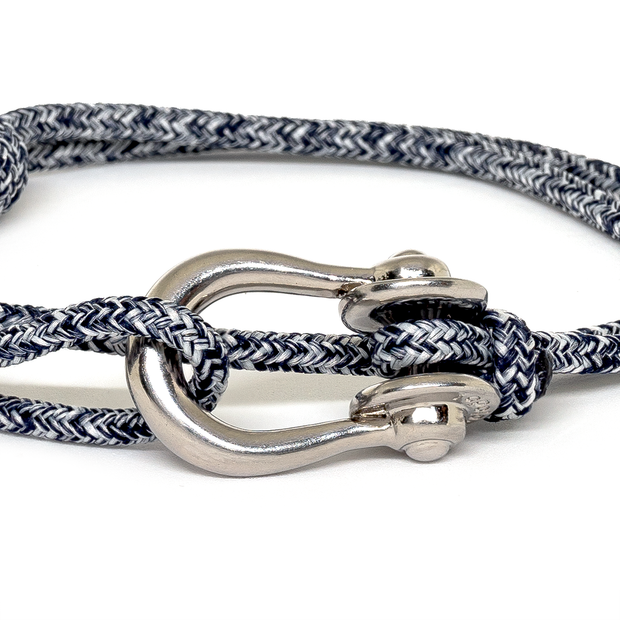 Kalymnos / Navy Melange / Silver - Kalymnos - Inspired by Rock-climbing - Topologie International