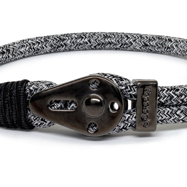 Yosemite / Black Melange / Chrome Black - Yosemite - Inspired by Rock-climbing - Topologie International