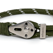 Yosemite / Green Patterned / Silver - Yosemite - Inspired by Rock-climbing - Topologie International