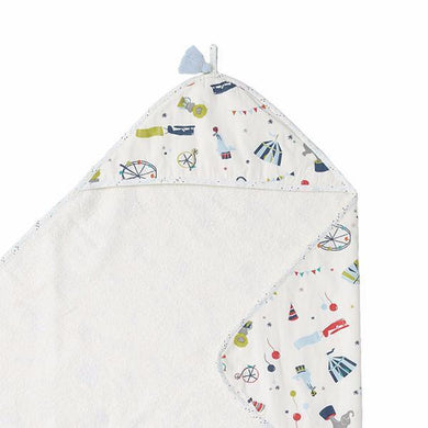 Towel Big Top Hooded Towel - Happy Poppets