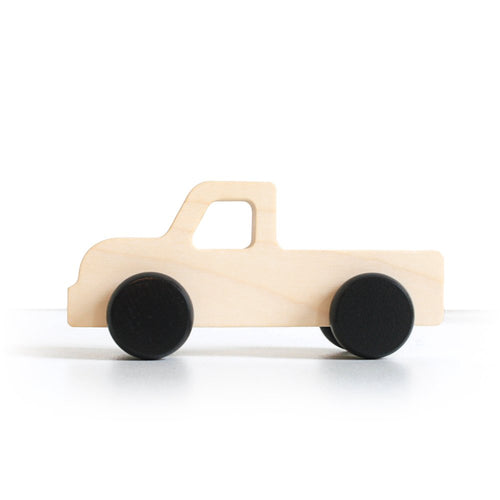 Wooden Toy Wooden Car - Truck - Happy Poppets