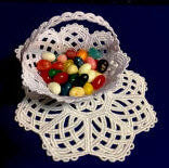 E542 Candy Cup & Doily
