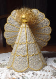 SS028 My Christmas Angel - 3 beautiful 3D Christmas Angels and ornaments $20.00