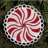 E125 Peppermint Ornaments & Charms K-Lace™ Bundle