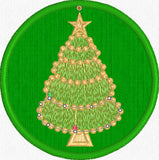 SS031 Holiday Sparkle Coasters 12 Coasters for $12.00