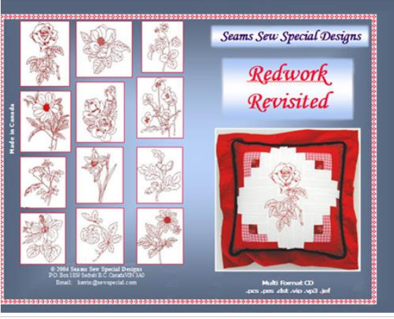 SS003 Redwork Revisited