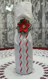 FP004 Festive Wine Bottle holder