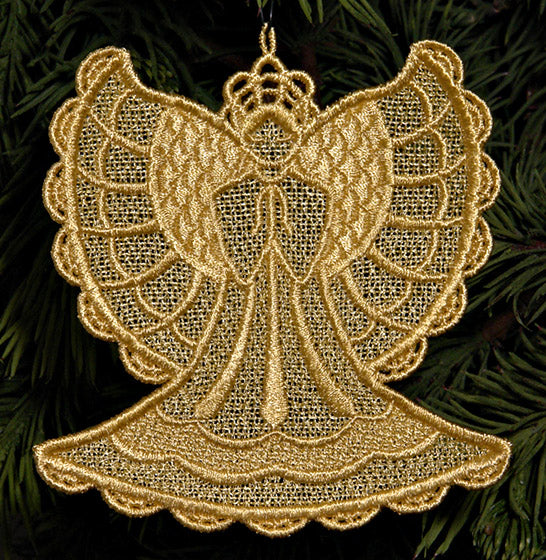 E037 K-Lace® Ornament Bundle (4