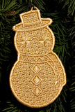 "E037 K-Lace® Ornament Bundle (4"" x 4"" hoop) (incl.E031-E036)"