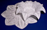 E051 K-Lace™ Butterfly Bowl, Doily or Bowl and Doily Bundle (incl. E049 and E050)