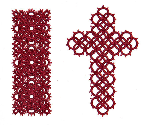 E082 K-Lace™ Faux Tatting Quick Gifts Bundle (incl. E077-E081)