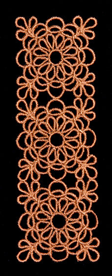 E088 K-Lace™ Faux Tatting Quick Gifts for Big Hoops (incl. 083-087)
