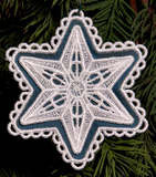 E315 2-Layer In-Hoop 3D Snowflakes Bundle